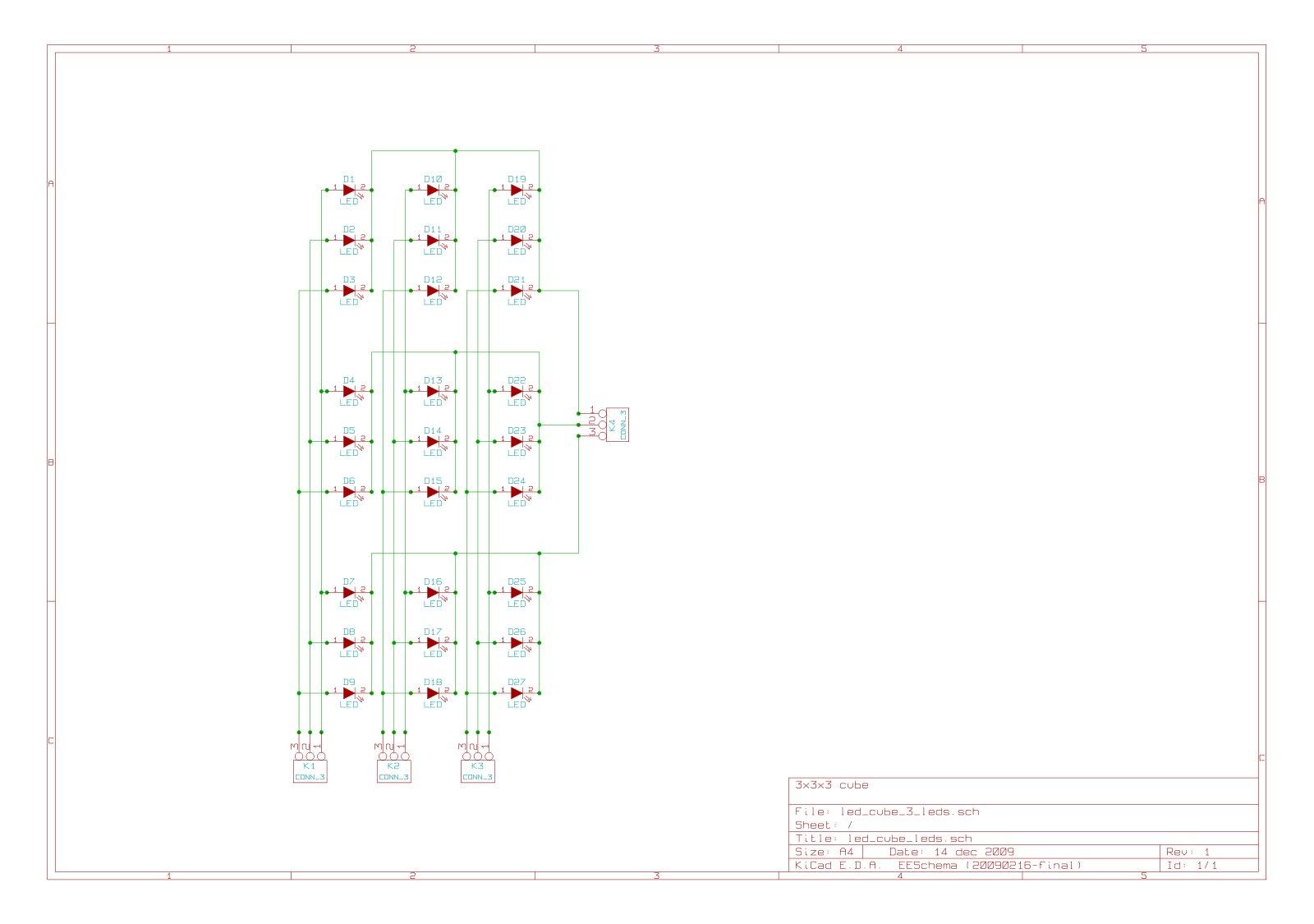 led cube. Black Bedroom Furniture Sets. Home Design Ideas